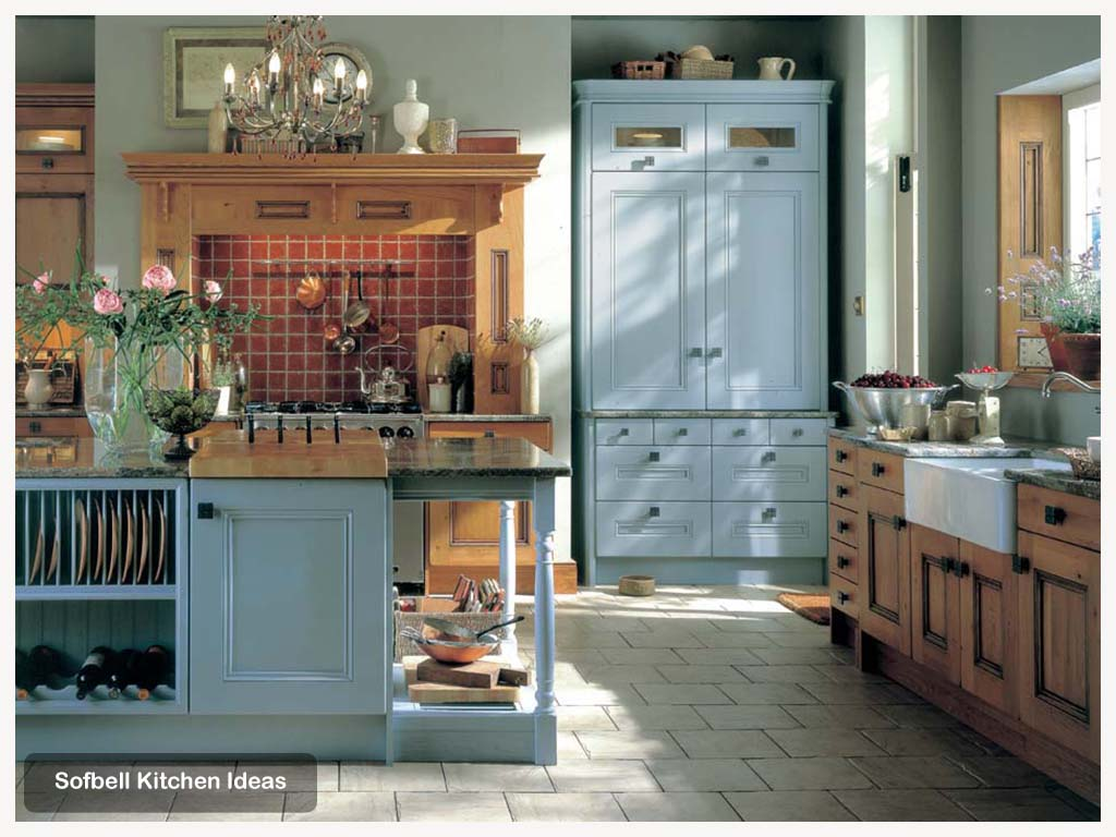 Painted Kitchens - Sofbell